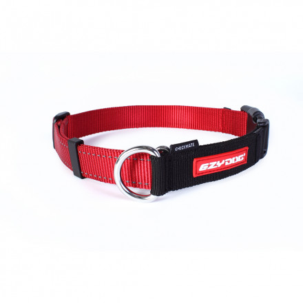 Checkmate Collar - Red