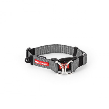 Double Up Collar Red