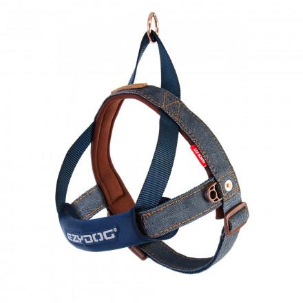 Quick Fit Harness - Denim